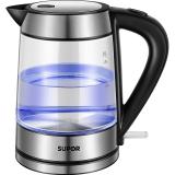 苏泊尔(SUPOR)玻璃电水壶热水壶高硼硅玻璃电热水壶 SWF17E26A