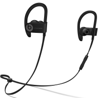 Beats Powerbeats3 by Dr. Dre Wireless 蓝牙无线 运动耳机 手机耳机 游戏耳机 - 黑色 ML8V2PA/A