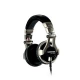 舒尔 Shure SRH750DJ 强劲重低音头戴式专业DJ监听HiFi手机耳机 香槟色