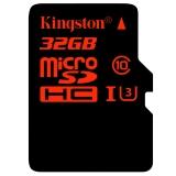 金士顿(Kingston)32GB 90MB/s TF(Micro SD)Class10 UHS-I高速存储卡 中国红