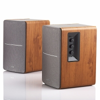 漫步者(EDIFIER) R1200TII 性能强大的2.0书架音箱 音响  电脑音箱 经典外形 优雅大气