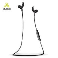 罗技旗下Jaybird Freedom Wireless 无线蓝牙运动耳机 原装进口炫酷黑