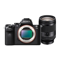 索尼(SONY) ILCE-7M2 24-240 全画幅微单相机长焦套装(约2430万有效像素 SEL24240镜头α7M2/a7Mark II)