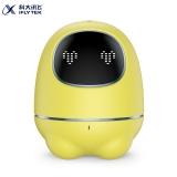 科大讯飞机器人阿尔法小蛋智能机器人早教益智陪伴语音对话故事机儿童玩具 黄色