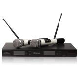 新科(Shinco) S3800 电脑无线麦克风话筒 会议家用KTV无线话筒 红外对频 专业KTV卡拉OK