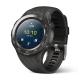 HUAWEI WATCH 2 华为第二代智能运动手表蓝牙版 蓝牙通话 GPS心率FIRSTBEAT运动指导 NFC支付 碳晶黑