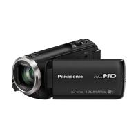 松下(Panasonic) Lumix HC-V270 高清数码摄像机 黑色 (90倍智能变焦 5轴光学防抖 WIFI/NFC )