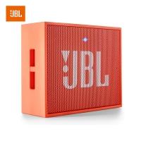 JBL GO 音乐金砖 蓝牙小音箱 音响 低音炮 便携迷你音响 音箱 活力橙