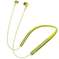 索尼(SONY)h.ear in Wireless MDR-EX750BT 无线立体声耳机(柠檬黄)