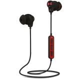 JBL Under Armour 1.5升级版 无线蓝牙运动耳机 带耳麦线控可通话 音乐耳机 入耳式手机耳机 黑色