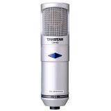得胜(TAKSTAR) CM-400-L 旁述式录音电容麦克风 电脑网络K歌主持录音 专业话筒银色