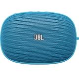 JBL SD-12 BLU无线蓝牙插卡音箱 便携迷你口袋音箱 兼容苹果/三星手机/电脑小音响 MP3播放器 FM收音机 蓝色