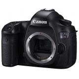 佳能(Canon)EOS 5DS R 单反机身 (约5060万像素 3.2英寸液晶屏 全画幅CMOS图像感应器 消除低通滤镜)