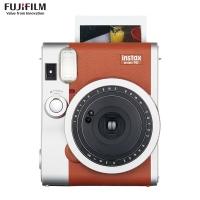 富士(FUJIFILM)INSTAX 一次成像相机  MINI90相机 银棕