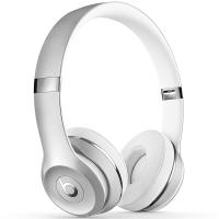 Beats Solo3 Wireless 头戴式 蓝牙无线耳机 手机耳机 游戏耳机 - 银色 MNEQ2PA/A