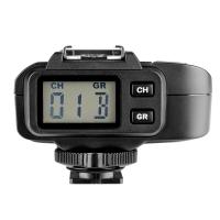 神牛(Godox)X1R-C 单接收器2.4G无线引闪器 闪光灯触发器佳能版