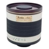 肯高(KENKO) 500mm f/6.3 DX折返镜头(黑色)卡口另购