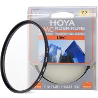 保谷(HOYA)uv镜 滤镜 UV镜  72mm HMC UV(C) 专业多层镀膜抗紫外线超薄滤色镜