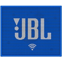 JBL Go Smart音乐魔方 智能音箱 语音控制 内置海量音乐资源 蓝牙小音箱/音响 WIFI音箱/音响 星际蓝