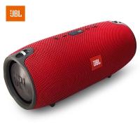 JBL Xtreme 音乐战鼓 蓝牙音箱 音响 低音炮 便携迷你音响 音箱 防水设计 移动充电  激情红