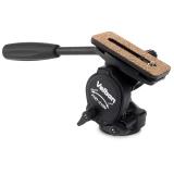 金钟(Velbon)FHD-61QN 摄影摄像单把手云台 适用于各种长焦镜头 专业数码摄像机