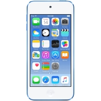 Apple iPod touch 16G 蓝色  MKH22CH/A