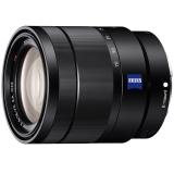 索尼(SONY)Vario-Tessar T* E 16-70mm F4 ZA OSS 蔡司APS-C画幅标准变焦微单镜头(SEL1670Z)