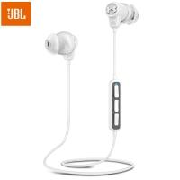 JBL Under Armour 1.5升级版 无线蓝牙运动耳机 带耳麦线控可通话 音乐耳机 入耳式手机耳机 白色