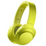 索尼(SONY)h.ear on Wireless NC MDR-100ABN 无线降噪立体声耳机(柠檬黄)