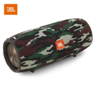 JBL Xtreme 音乐战鼓 蓝牙音箱 音响 低音炮 便携迷你音响 音箱 防水设计 移动充电 迷彩定制版