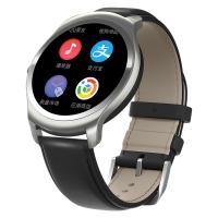 【Ticwatch2 经典系列】智能手表谷歌技术独立通话GPS运动轨迹心率蓝牙消息推送支付兼容安卓ios 黑色