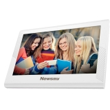 纽曼(Newsmy)F45+ 8G 4.3英寸高清mp3播放器 MP4 MP5 触摸屏 MP3 A-B复读 电子书 支持外放 白色