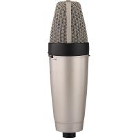 艾肯(iCON) O3 大振膜电容麦克风 网络K歌 主持 录音专用 全向/心型/八字型3种指向可调