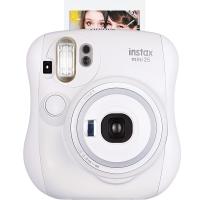 富士(FUJIFILM)INSTAX 一次成像相機  MINI25相機 白色