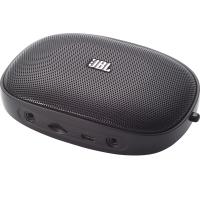 JBL SD-12 BLK无线蓝牙插卡音箱 便携迷你口袋音箱 兼容苹果/三星手机/电脑小音响 MP3播放器 FM收音机 黑色