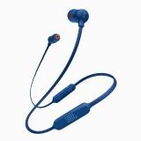 JBL T110BT 无线蓝牙 入耳式耳机 运动耳机 手机耳机 游戏耳机 蓝色