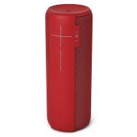 罗技(Logitech)UE MEGABOOM 无线蓝牙 IPX7级防水设计 大尺寸便携音箱 红色
