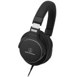 铁三角(Audio-technica)ATH-MSR7NC 便携式耳机降噪 通话 黑色