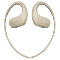 索尼(SONY)可穿戴式运动防水耳机mp3播放器 WS414 (白色) 8G