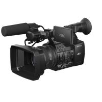 索尼(SONY)PXW-Z100 XDCAM专业4K分辨率手持摄录一体机 轻薄便携 高端会议记录 20倍光学变焦