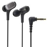 铁三角(Audio-technica)ATH-CKB70 ?#33014;?#21160;铁HiFi入耳式耳机  黑色