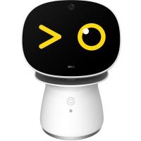 360儿童机器人AR版 智能语音操控 早教故事机 儿童学习机 高清视频通话 四核16G S601 白色