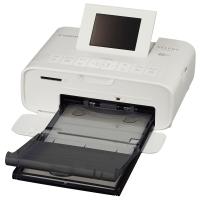 佳能(Canon)SELPHY CP1200 照片打印机(白色)便捷操作,轻松打印