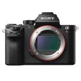 索尼(SONY) ILCE-7RM2全画幅微单相机单机身(约4240万有效像素 4K视频 5轴防抖 wifi直连 α7RM2/a7RM2 )