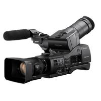 索尼(SONY)NEX-EA50CH 可变肩抗式大画幅摄录一体机 可换镜头 手持肩抗一体高清摄录一体机