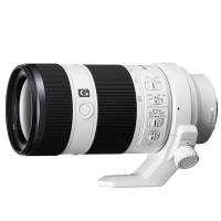 索尼(SONY)FE 70-200mm F4 G OSS 全画幅远摄变焦微单镜头 (SEL70200G)
