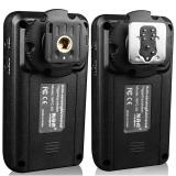 斯丹德(sidande) WFC-03 相机通用2.4G闪光灯引闪器(适用佳能、尼康、宾得等)无线快门线 触发器遥控器