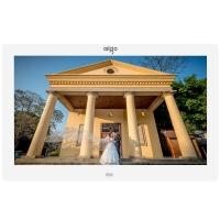 爱国者(aigo) 数码相框DPF101 10.1英寸 高清电子相册 智能家居 可遥控 支持音乐视频 8G内存 白色