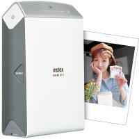 富士instaxSHARE SP-2  一次成像 照片打印机 手机照片打印机 口袋便携式家用相片打印机 太空银