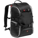 曼富图(Manfrotto)相机包 经典BeFree 旅行双肩背包 一机四镜大容量 标配防雨罩 MA-BP-TRV黑色